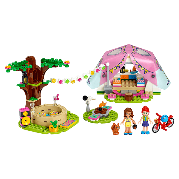 LEGO® Friends 41392 Nature Glamping