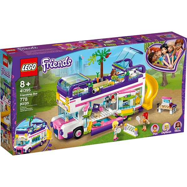 LEGO® Friends 41395 Friendship Bus