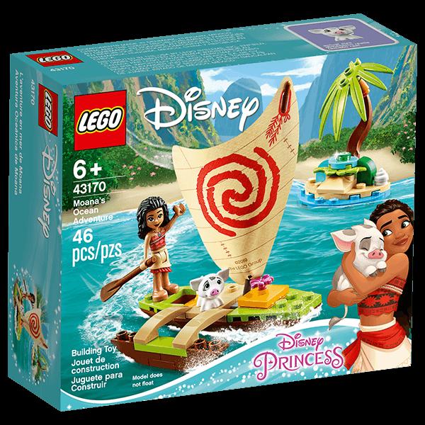 LEGO® Disney 43170 Moana's Ocean Adventure