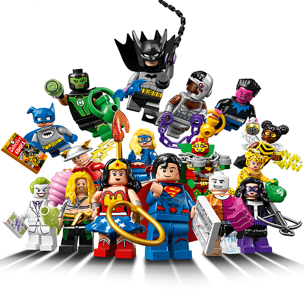 LEGO® DC 71026 DC Super Heroes Series