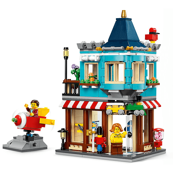 LEGO® Creator 3-in-1 31105 Townhouse Toy Store