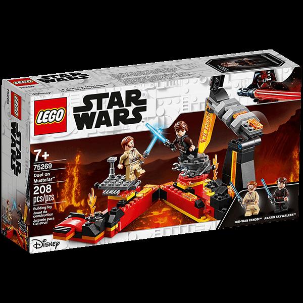 LEGO® Star Wars™ 75269 Duel on Mustafar