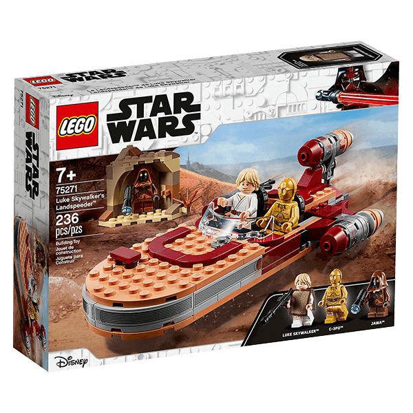 LEGO® Star Wars™ 75271 Luke Skywalker's Landspeeder