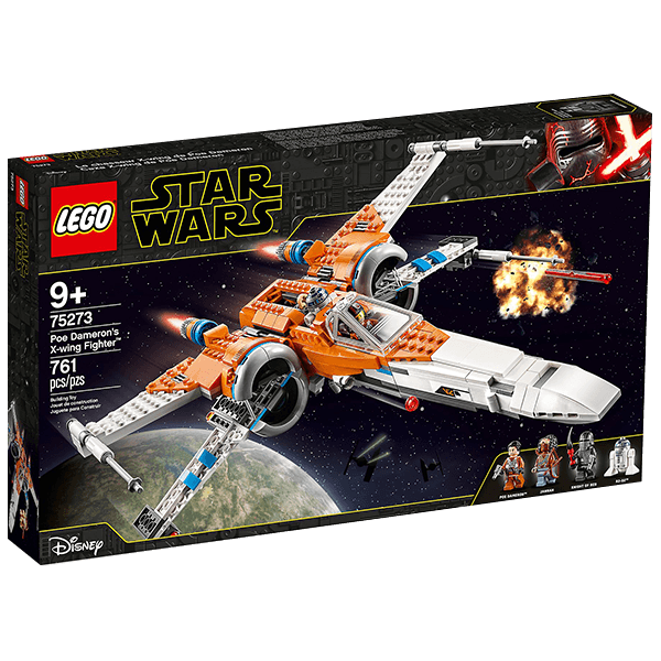 LEGO® Star Wars™ 75273 Poe Dameron's X-Wing Fighter™