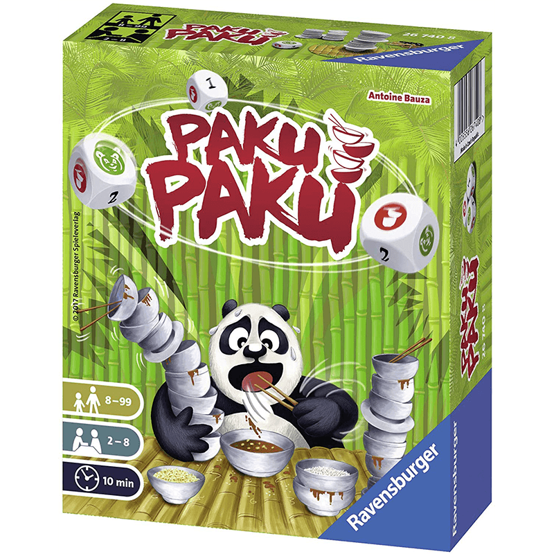 Ravensburger Paku Paku Game