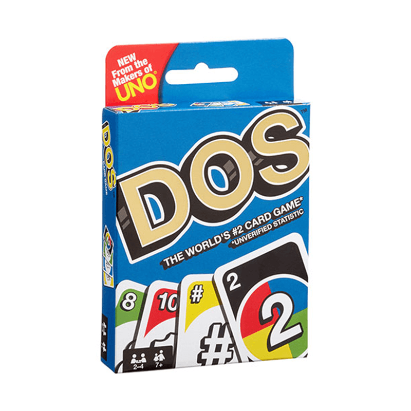 Dos! Card Game