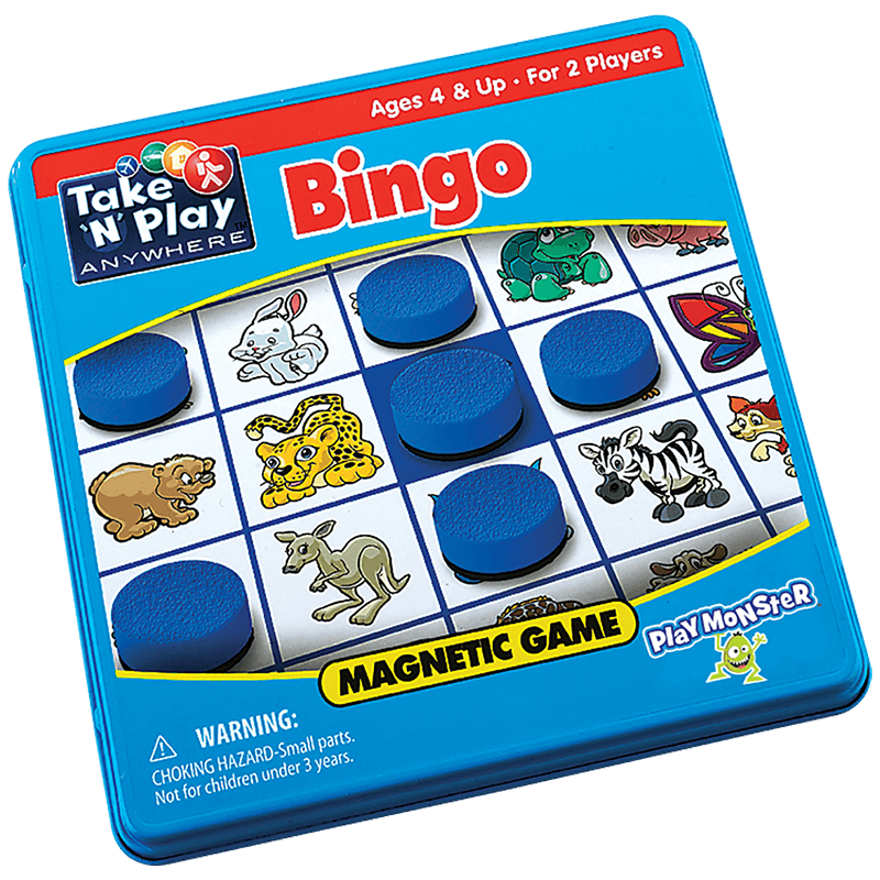PlayMonster Take 'N' Play Anywhere™ Bingo