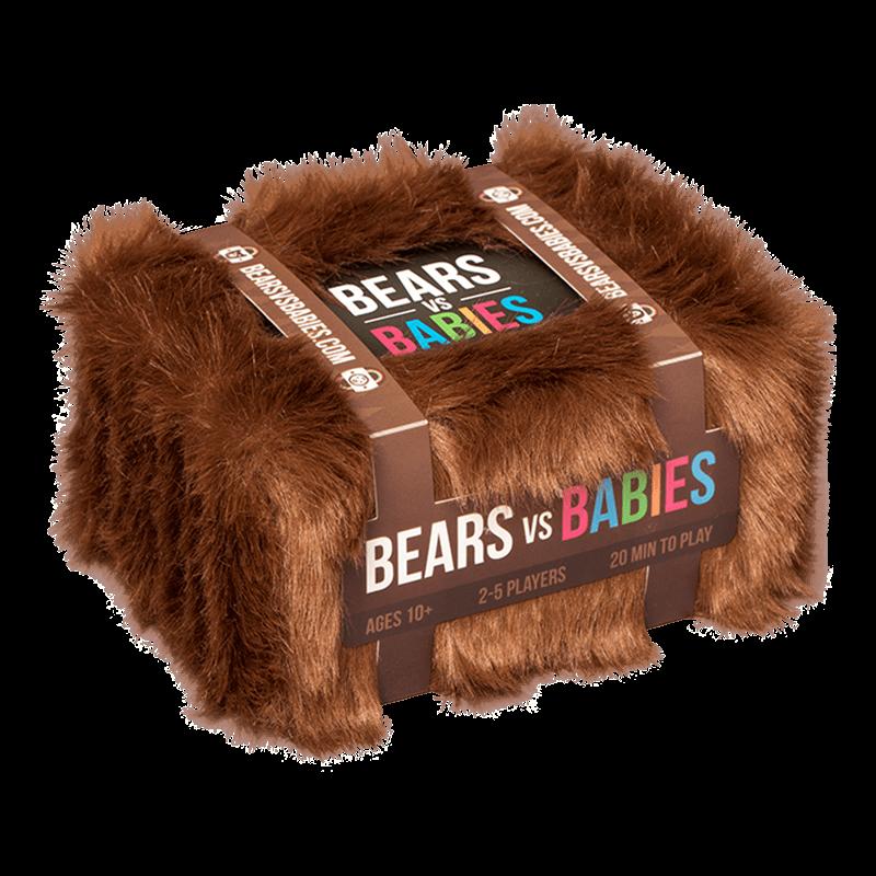 Bears vs Babies Card Game