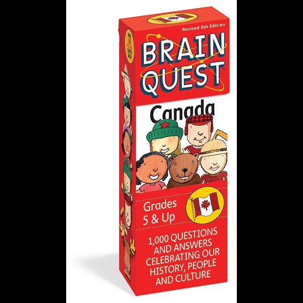 Brain Quest Canada 5th Edition