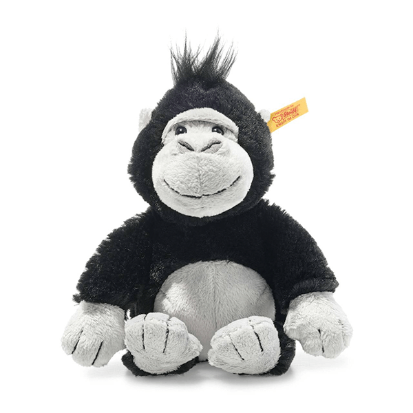 Steiff Bongy Gorilla Stuffed Animal