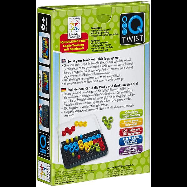 Smart Games IQ Twist Game