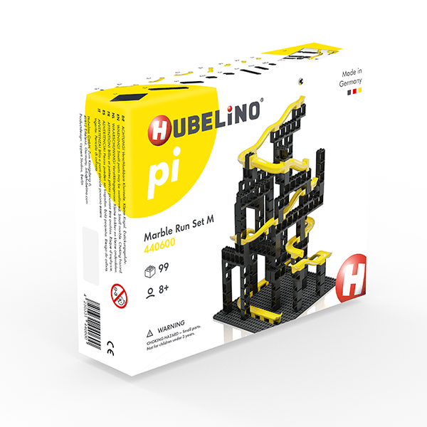 Hubelino Pi Marble Run Set
