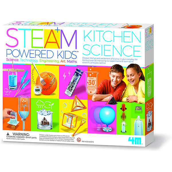 4M STEAM- Kitchen Science