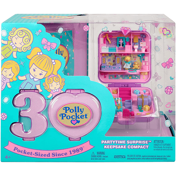 Polly Pocket 30th Heritage Compact