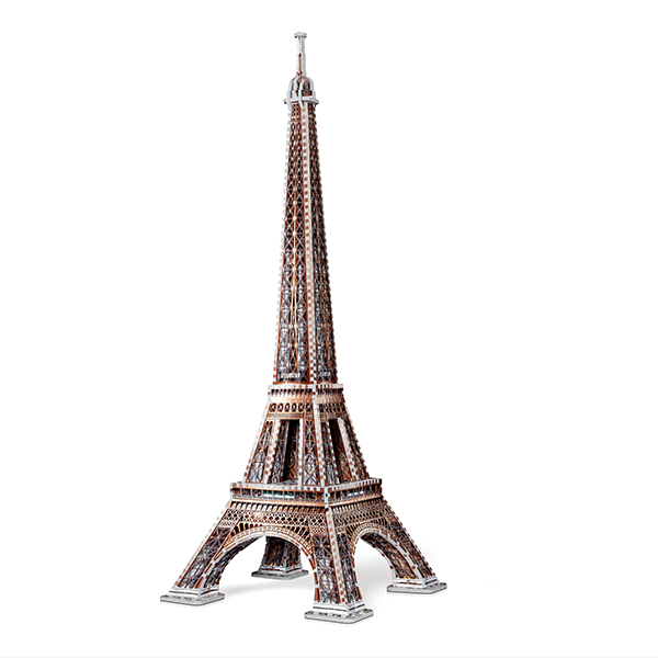 Wrebbit 3D Eiffel Tower Jigsaw Puzzle