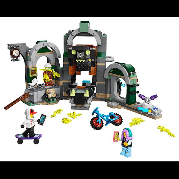 LEGO® Hidden Side™ 70430 Newbury Subway