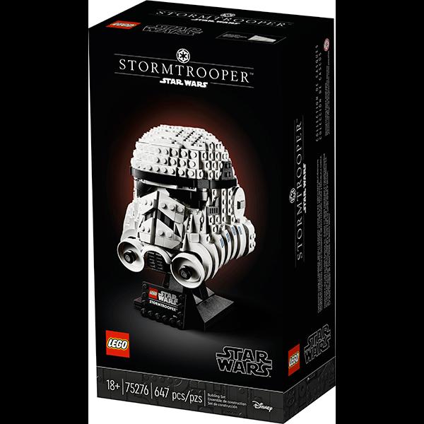 LEGO® Star Wars 75276 Stormtrooper Helmet