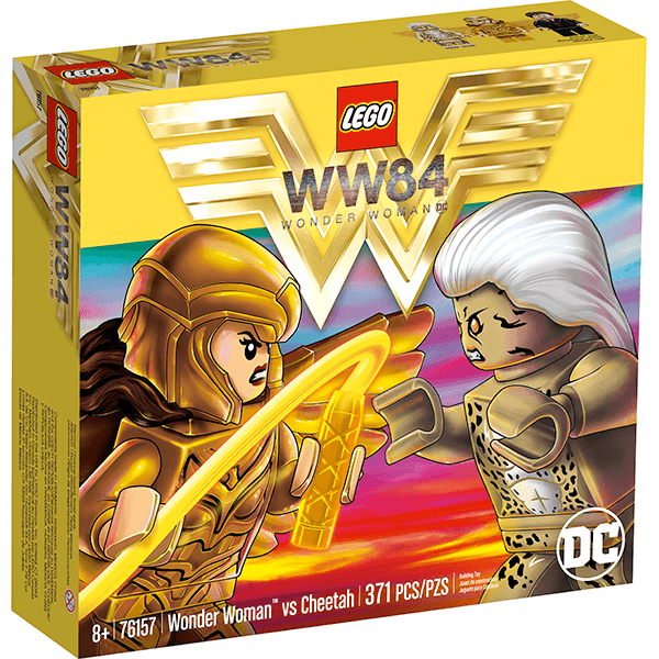 LEGO® DC Super Heroes 76157 Wonder Woman vs Cheetah