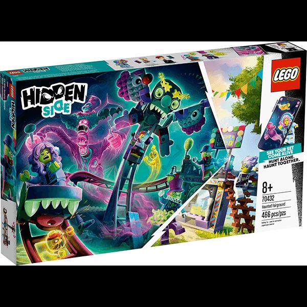 LEGO® Hidden Side™ 70432 Haunted Fairground