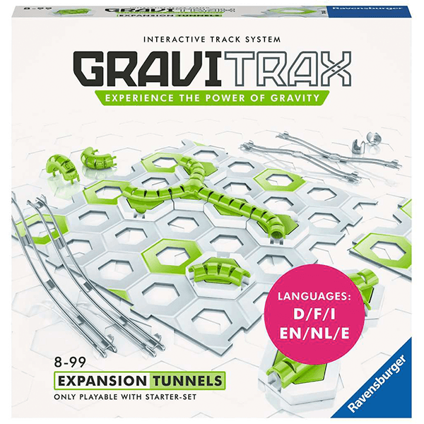 Ravensburger GraviTrax Expansion Tunnel Pack
