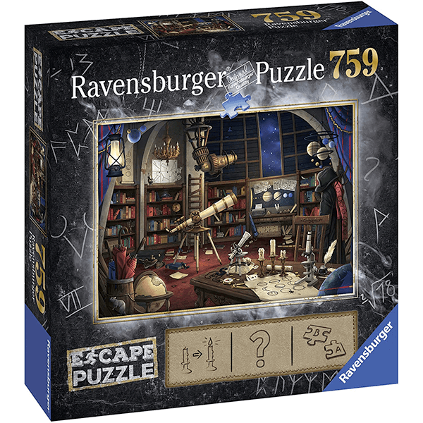 Ravensburger Escape Puzzle 759pc Space Observatory