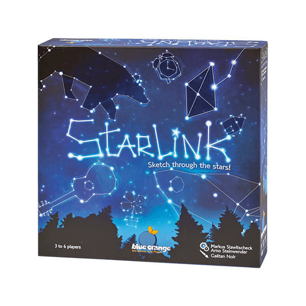 Blue Orange Starlink Board Game