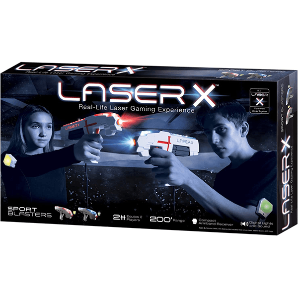 Laser X Double Sports Blaster