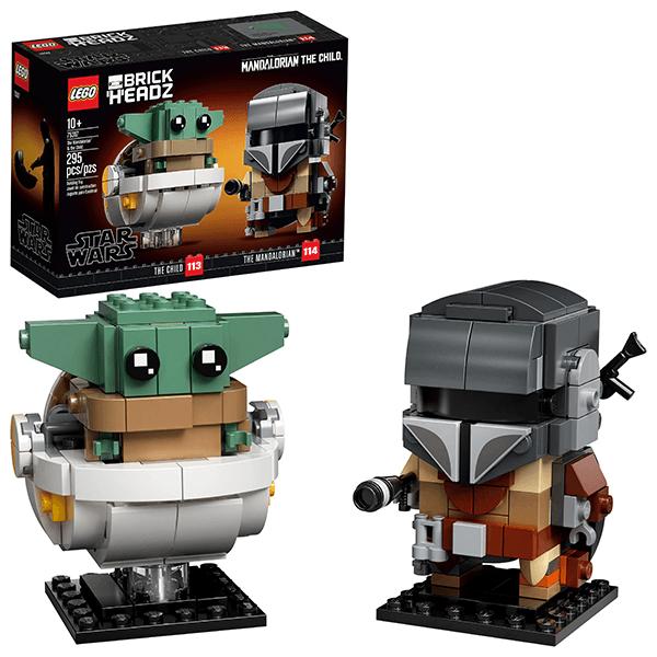 LEGO® BrickHeadz™ 75317 The Mandalorian and the Child