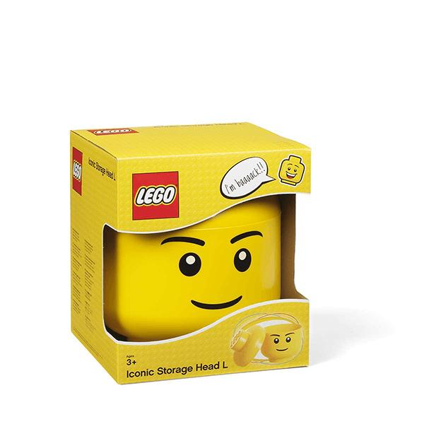 Lego Storage Head - Large