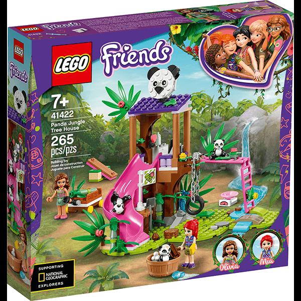 LEGO® Friends 41422 Panda Jungle Tree House