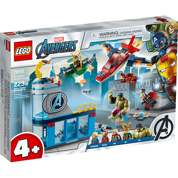 LEGO® Marvel 76152 Avengers Wrath of Loki
