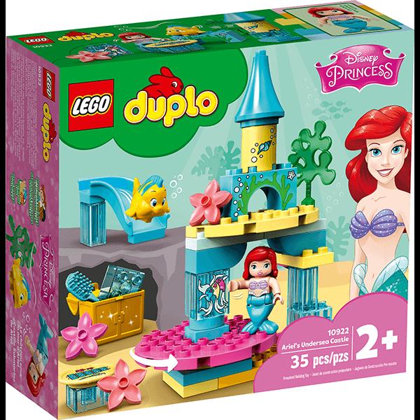 LEGO® DUPLO® 10922 Disney Ariel's Undersea Castle