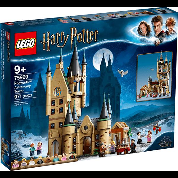 LEGO® Harry Potter 75969 Hogwarts™ Astronomy Tower