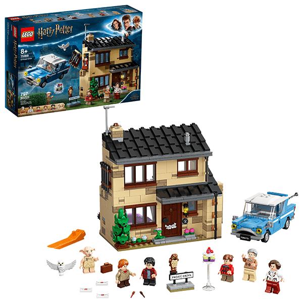LEGO® Harry Potter™ 75968 4 Privet Drive