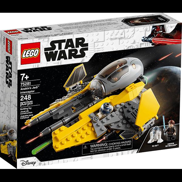 LEGO® Star Wars™ 75281 Anakin's Jedi Interceptor