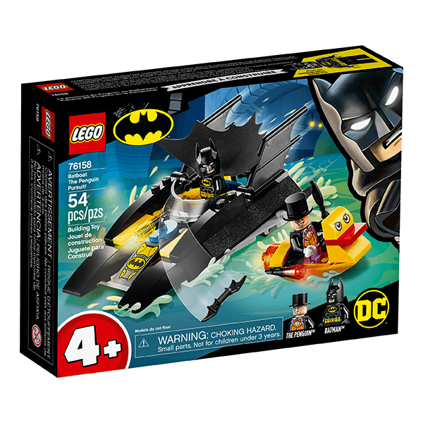 LEGO® DC 76158 Batboat The Penguin Pursuit