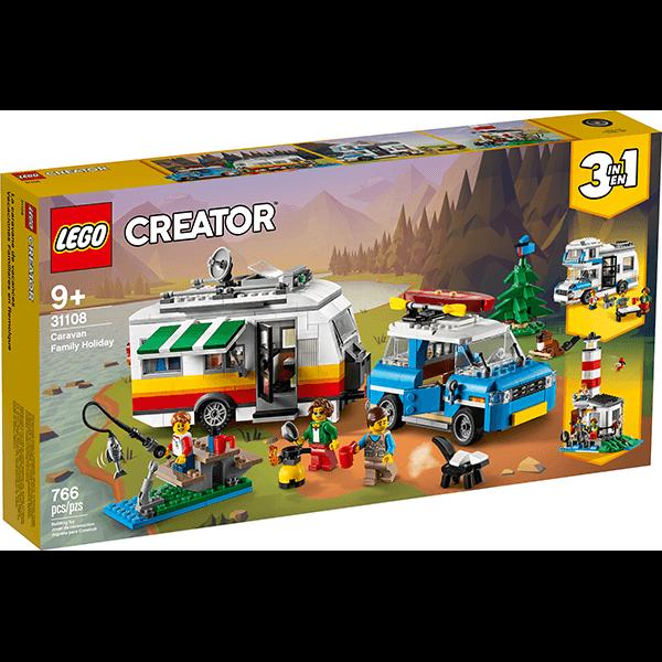 LEGO® Creator 31108 3in1 Caravan Family Holiday
