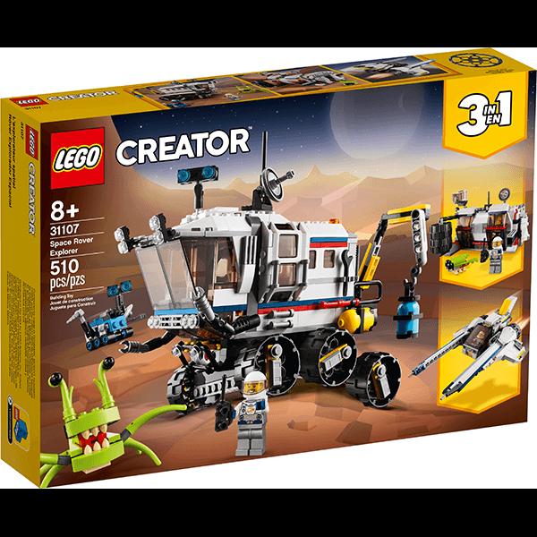 LEGO® Creator 31107 3-in-1 Space Rover Explorer