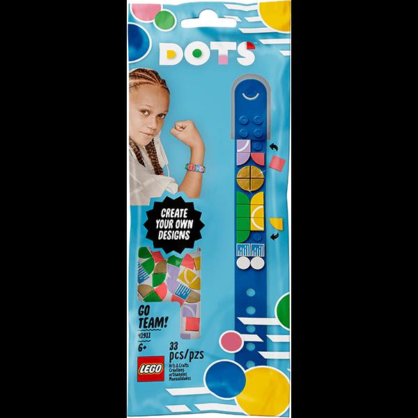 LEGO® DOTS 41911 Go Team! Bracelet