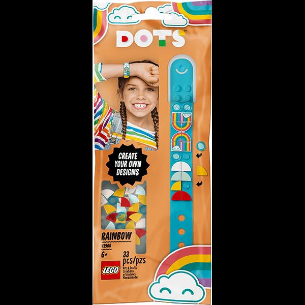 LEGO® DOTS 41900 Rainbow Bracelet