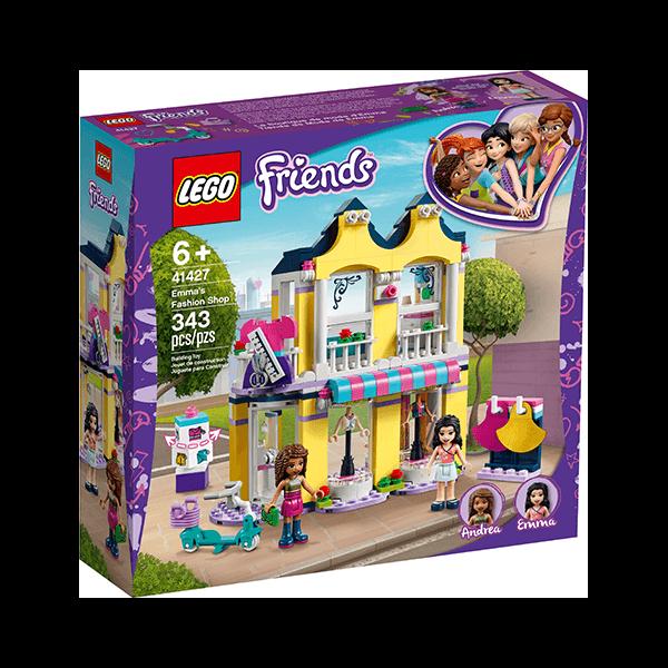LEGO® Friends 41427 Emma's Fashion Shop