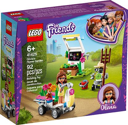 LEGO® Friends 41425 Olivia's Flower Garden