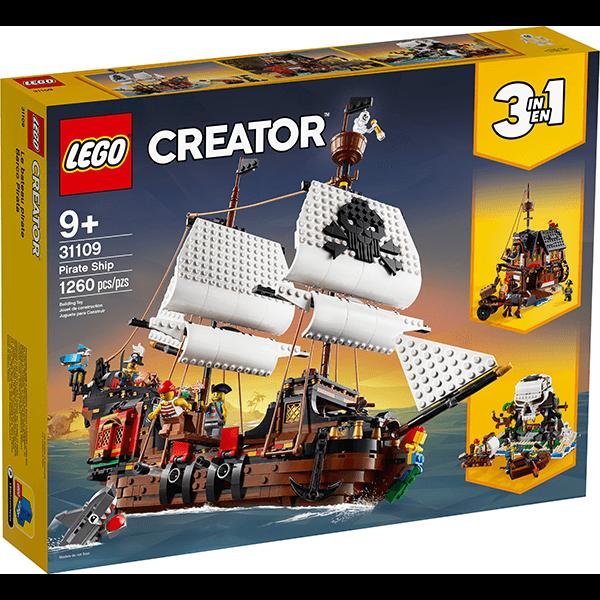 LEGO® Creator 31109 3in1 Pirate Ship
