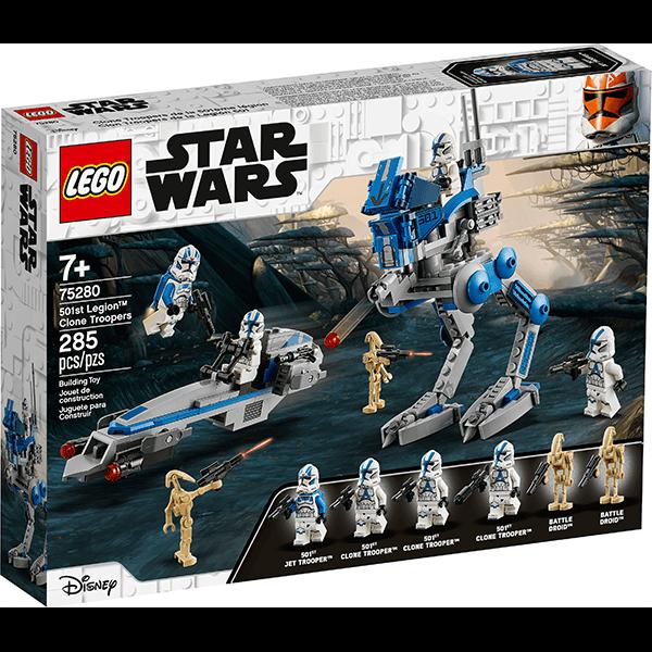 LEGO® Star Wars 75280 501st Legion™ Clone Troopers