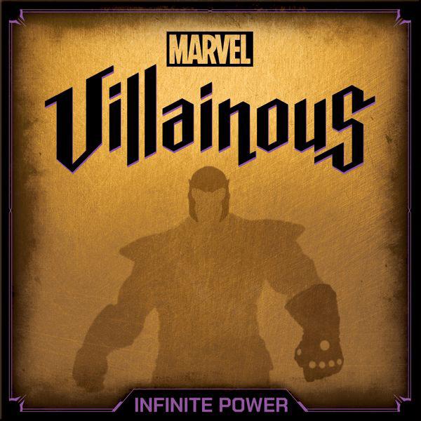 Wonder Forge Marvel Villainous: Infinite Power Board Game