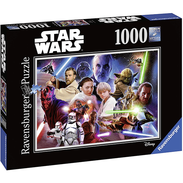 Ravensburger Star Wars Limited Edition 1 - 1000 Piece Puzzle