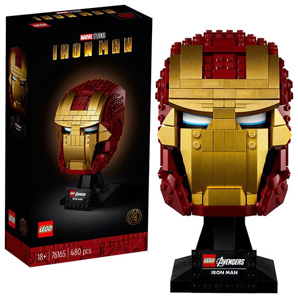 LEGO® Marvel 76165 Avengers Iron Man Helmet