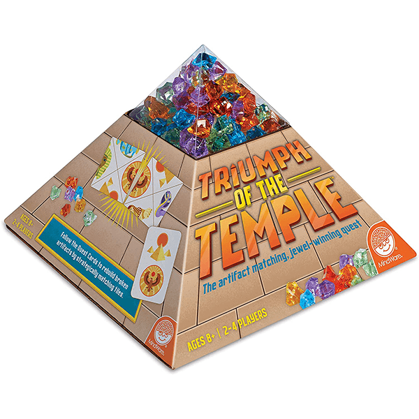 Mindware Triumph of the Temple