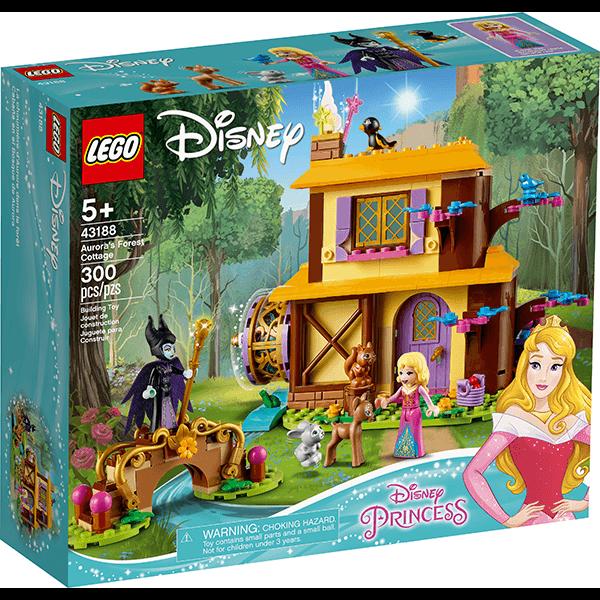 LEGO® Disney 43188 Aurora's Forest Cottage