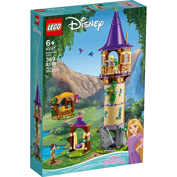 LEGO® Disney 43187 Rapunzel's Tower